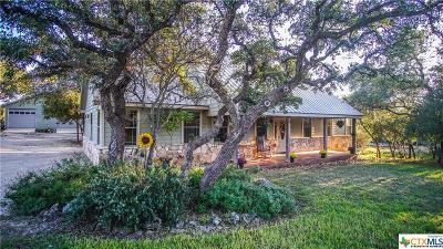 San Marcos Single Family Home For Sale: 500 Deer Creek