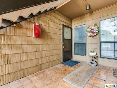 San Marcos TX Condo/Townhouse For Sale: $135,000