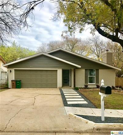 Austin Single Family Home For Sale: 108 Cloudview