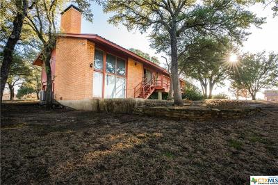 Gatesville Single Family Home For Sale: 106 Pamela