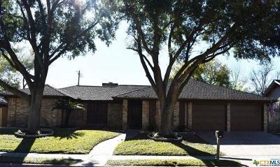 Single Family Home For Sale: 504 Santa Fe