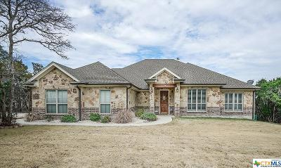 Belton Single Family Home For Sale: 2 Yuma Lane