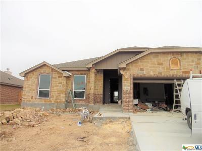 Belton TX Single Family Home Pending: $219,500