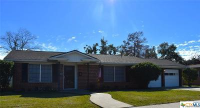 Victoria TX Single Family Home For Sale: $124,885