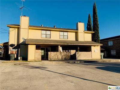 Killeen TX Multi Family Home For Sale: $184,900