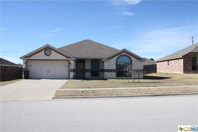 Killeen Single Family Home For Sale: 9505 Kaitlyn Drive
