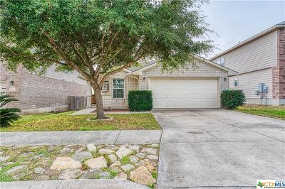 Cibolo Single Family Home For Sale: 365 Cattle