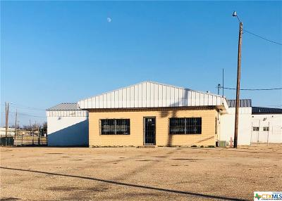 Killeen Commercial For Sale: 124 N 4th Street