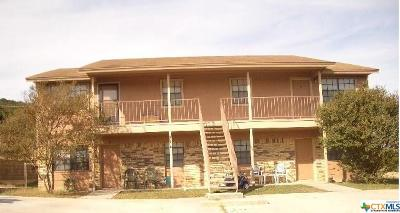 Copperas Cove Multi Family Home For Sale: 913 N 7th Street #A-D
