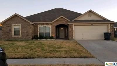 Killeen Single Family Home For Sale: 404 Curtis Drive