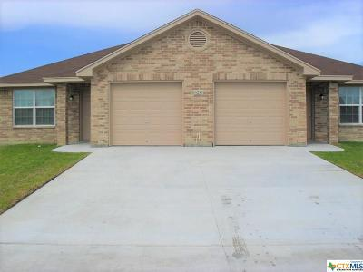 Killeen Multi Family Home For Sale: 6211 Temora Loop