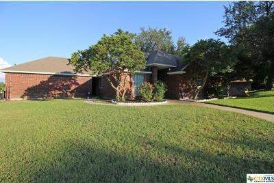 Harker Heights Single Family Home For Sale: 867 Verna Lee Boulevard