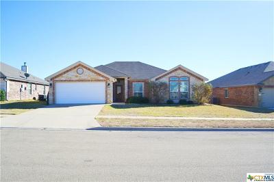 Killeen Single Family Home For Sale: 702 Hailie Drive