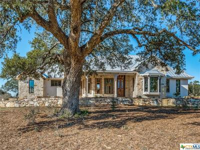 New Braunfels Single Family Home For Sale: 1175 Bordeaux