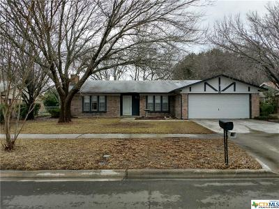 Killeen Single Family Home For Sale: 1909 Hooten