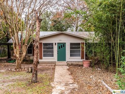 San Marcos Rental For Rent: 1009 Hillyer