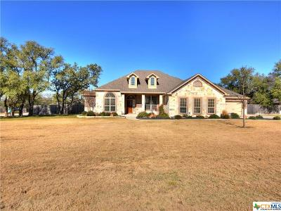 Belton Single Family Home For Sale: 52 Richland
