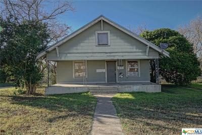 Temple, Belton Single Family Home For Sale: 212 S 29th Street