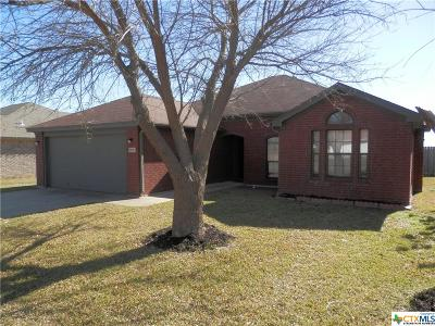 Killeen Single Family Home For Sale: 5502 Durango Drive