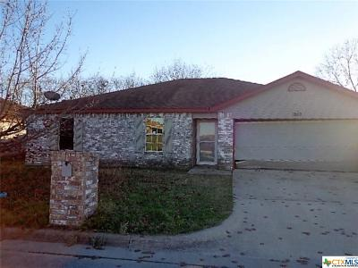 Belton Single Family Home For Sale: 1812 Freedom Loop