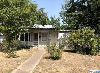Killeen Single Family Home For Sale: 1102 N 8th Street
