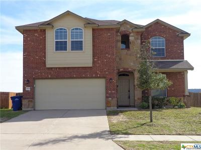 Copperas Cove Single Family Home For Sale: 1808 Coy