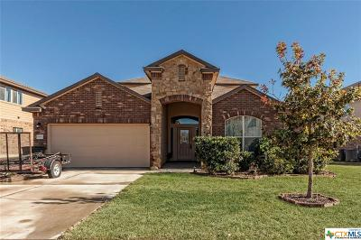 Killeen Single Family Home For Sale: 6600 Mustang Creek Road