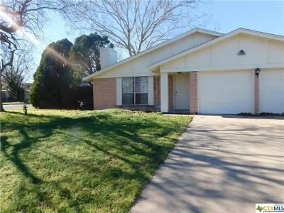 Killeen Single Family Home For Sale: 2001 Sherman Drive