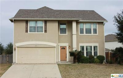 Temple Single Family Home For Sale: 522 Morning Dove Cove