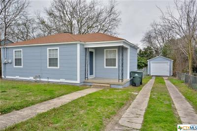 Temple TX Single Family Home Pending: $64,900
