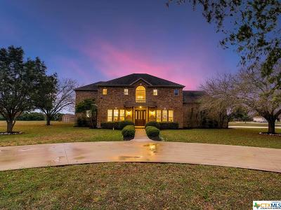 Seguin Single Family Home For Sale: 205 Country Lane