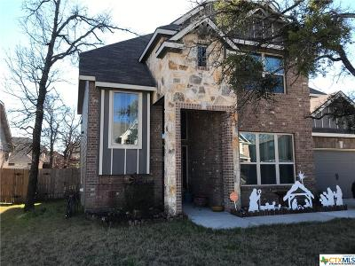 Killeen Single Family Home For Sale: 3612 Rusack Drive