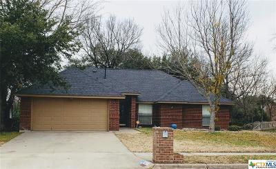 Harker Heights Single Family Home For Sale: 417 Gina Drive