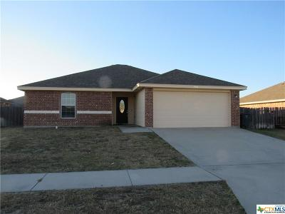 Killeen Single Family Home For Sale: 2501 Hydrangea Avenue