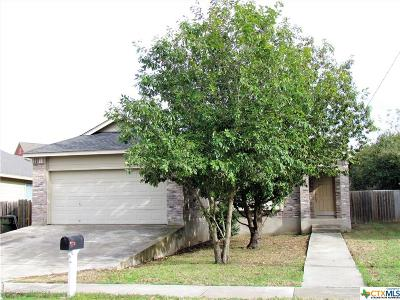 San Marcos TX Single Family Home For Sale: $222,000