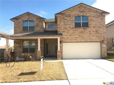 Killeen Single Family Home For Sale: 8923 Viewpark