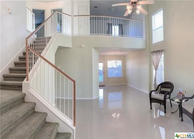 Killeen Single Family Home For Sale: 4905 Donegal Bay