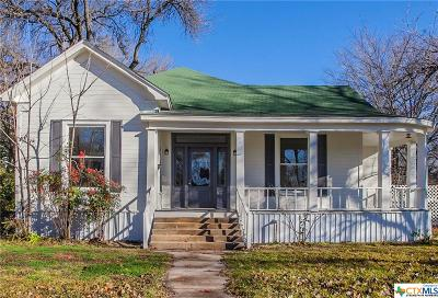 Milam County Single Family Home For Sale: 602 E 8th Street
