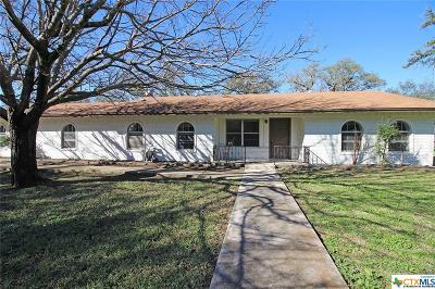 Harker Heights Single Family Home For Sale: 1602 Libby Lane