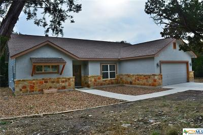 Canyon Lake Single Family Home For Sale: 272 Colt Dylan Drive