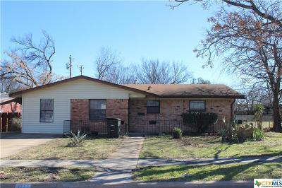 Killeen Single Family Home For Sale: 1122 Chippendale Drive