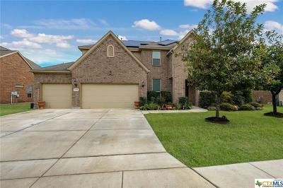 Schertz Single Family Home For Sale: 10508 Pecan Br