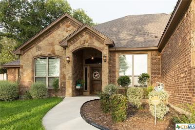 Temple, Belton Single Family Home For Sale: 820 Ridgeoak Drive