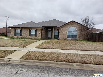 Killeen Single Family Home For Sale: 4311 Rosebelle Avenue
