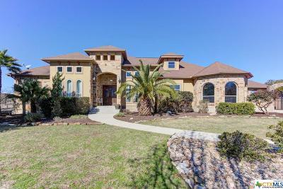 New Braunfels Single Family Home For Sale: 620 Cross Oak