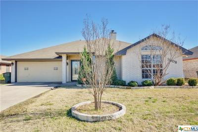 Killeen TX Single Family Home Pending: $125,000