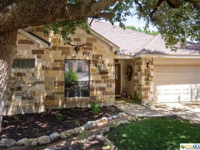 Wimberley Single Family Home For Sale: 14 Serenade Circle