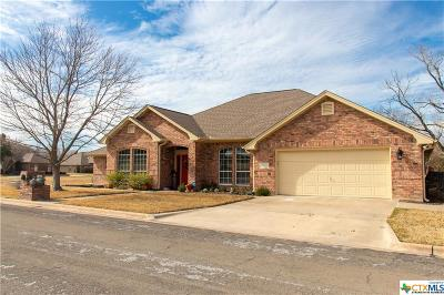 Killeen Single Family Home For Sale: 5015 Lakeshore