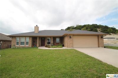 Copperas Cove Single Family Home For Sale: 1715 Dream Catcher