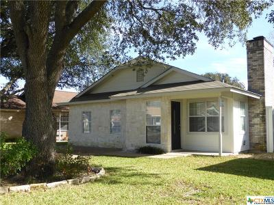 Temple Single Family Home For Sale: 5201 Sam Houston